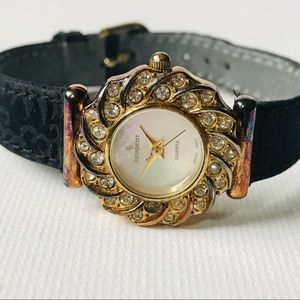 Vintage Peugeot Gold Plated Women's Watch
